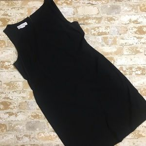 Studio by London Times Black Shift Dress